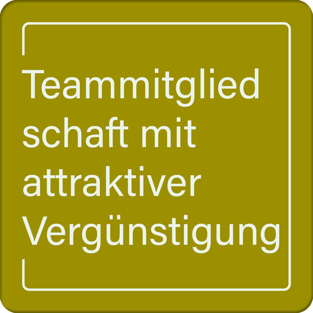 VSTPA - Teammitgliedschaft mit attraktiver Vergünstigung
